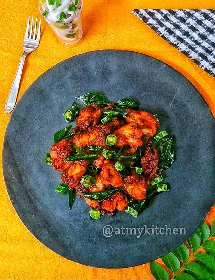 Chicken 65 / Restaurant Style Chicken 65 / Fried Chicken